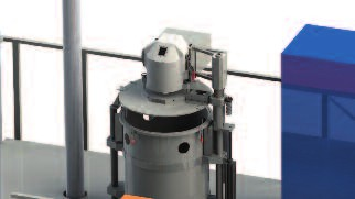 Indutherm Powder Atomisation Plants - AU 500 - 12000 02