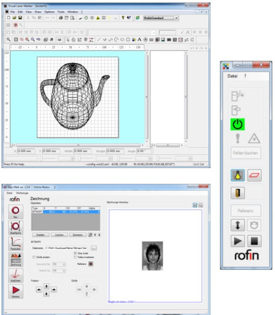 rofin engraving software